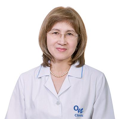 Китапбаева Жанат Ахатовна