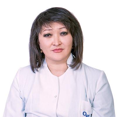 Багенова Альмира Кабдырашимовна